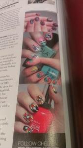 crazy nails 1